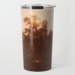 Honey & gold Travel Mug