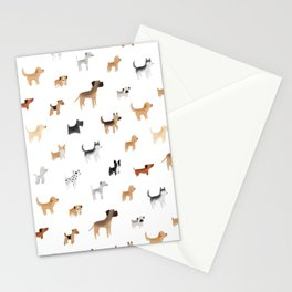 Lots of Cute Doggos Stationery Cards