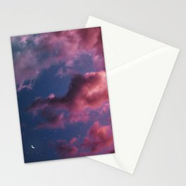 just particles Stationery Cards