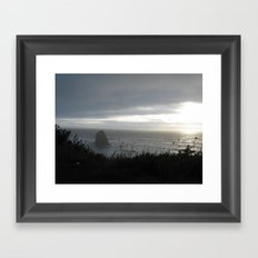 Day is Done Framed Art Print