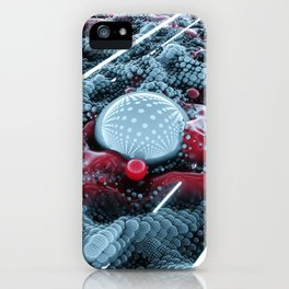 abstr01 iPhone Case