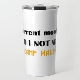 Camp Half-Blood (Percy Jackson) Travel Mug