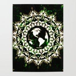 Earth Spirit Poster