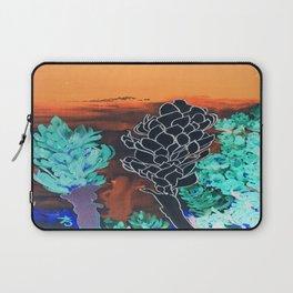 DESERT NIGHT Alpinia Purpurata Laptop Sleeve