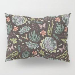 Cacti by Night Pillow Sham