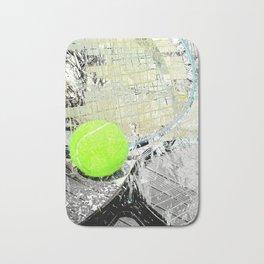 Tennis Art 2 Bath Mat