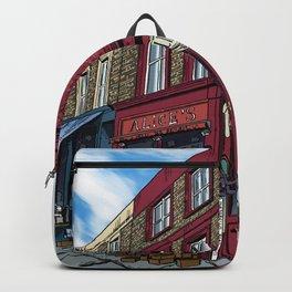 British Shop Backpack