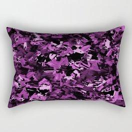 Magenta Craze..... Rectangular Pillow