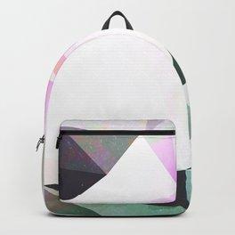Mid Mod Geometric Pattern 1 Backpack