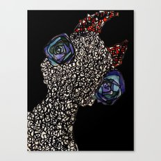 Thing 1/2  Canvas Print