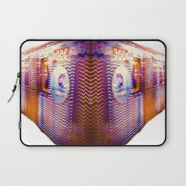 MTA Subway to Hell Laptop Sleeve
