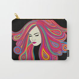 Psych Girl Carry-All Pouch