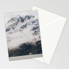 Alaska Glacier Bay National Park Stationery Cards
