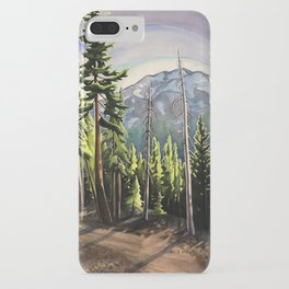 Before the Light Falls iPhone Case
