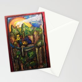 ALPES MARITIMES Stationery Cards