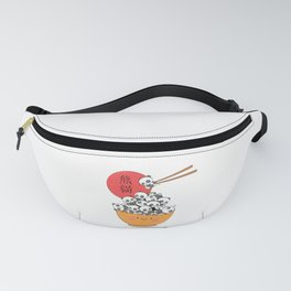 Save the pandas Fanny Pack