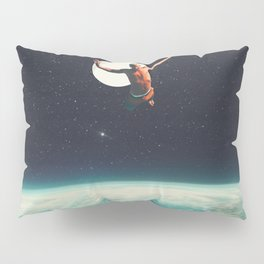 Returning to Earth with a will to Change Pillow Sham