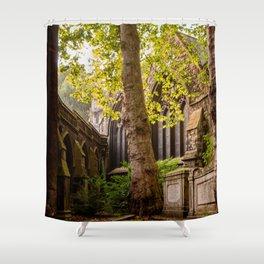 Kensington Tranquility Shower Curtain