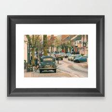 Berkhampsted High St Framed Art Print