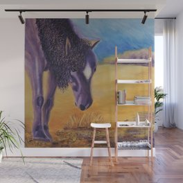 We graze | On broute Wall Mural