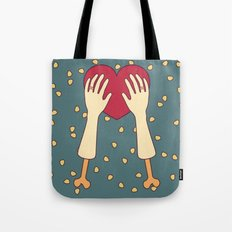 everlasting love Tote Bag