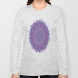 Lavender Garden 2 Long Sleeve T-shirt