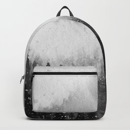 Forest Snow Backpack