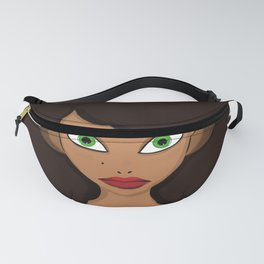 Afro Elf Fanny Pack