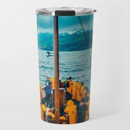Whale spotting Travel Mug