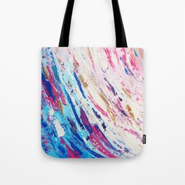 When Jellybeans Frolic Tote Bag