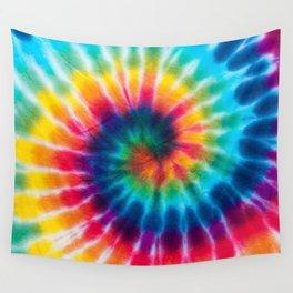 Tie Dye 2 Wall Tapestry