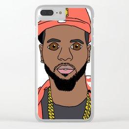 Joel Clear iPhone Case