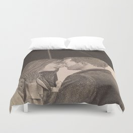 """Kiss """"Christian and Ana"""" - Fifty Shades Darker Duvet Cover"""