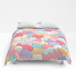 LIVELOVELAUGH2 Comforters