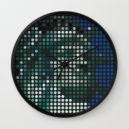 STATUE OF LIBERTY Low Res Homage Wall Clock