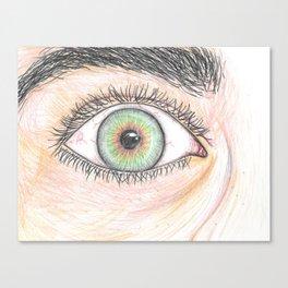 Bright sight  Canvas Print