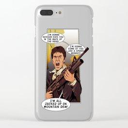 Talladega Tony Clear iPhone Case