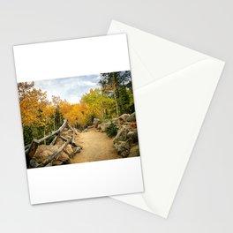 Fall Aspens Stationery Cards