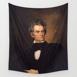 John C. Calhoun Wall Tapestry