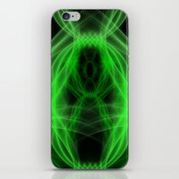 led zeppelin iPhone & iPod Skins featuring Led by Azimut