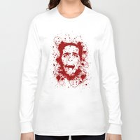 film Long Sleeve T-shirts featuring American Psycho by David