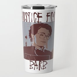 Justice for Barb Travel Mug