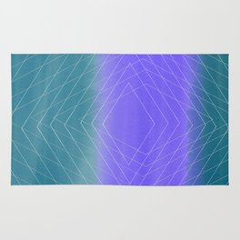 Delusional Lines Rug