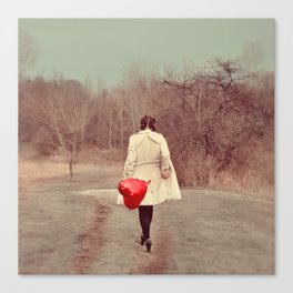 You've Gotta Have Heart Canvas Print