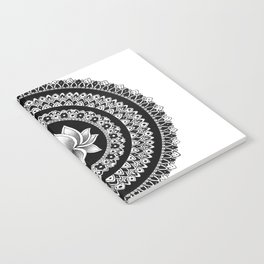 Lotus Mandala Notebook