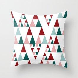 Christmas Now Throw Pillow