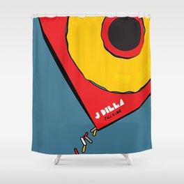 J Dilla - Fall in Love Shower Curtain