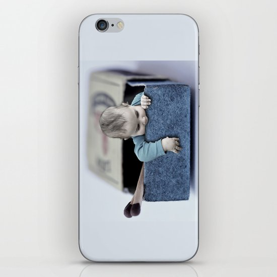 A Match Made in Heaven iPhone & iPod Skin