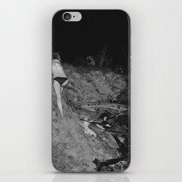 Devil is Fine iPhone Skin