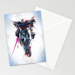 Torn Suit Stationery Cards